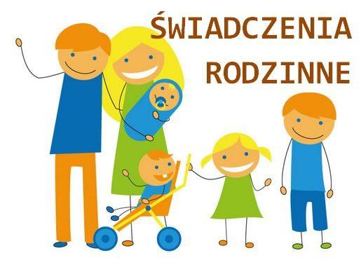 """Terminy składania wniosków- zasiłek rodzinny, fundusz alimentacyjny, """"Dobry  start"""", specjalny zasiłek opiekuńczy – Urząd Gminy w Sulmierzycach"""